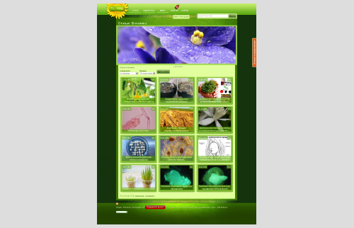 Biotechnology Website