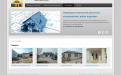 Website of construction firm - portfolio